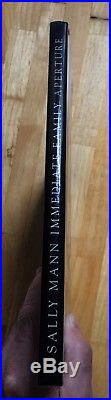 SIGNED Sally Mann Immediate Family First Edition First Printing 1992 with Ephemera