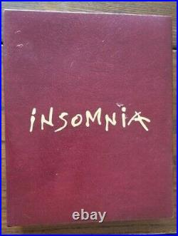 SIGNED Stephen King Insomnia Limited to 1250 1st Edition