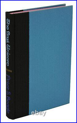 SIGNED The Last Unicorn by PETER S. BEAGLE First Edition 1st Printing 1968