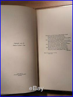 SIGNED Theodore Roosevelt signed 1st edition/print of Oliver CromwellRARE
