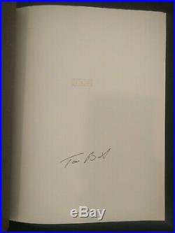 SIGNED Tom Baril 4AD Monograph Limited Edition Tritone Photographs 1st Ed 1997