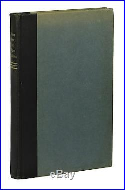 SIGNED Twelve Steps 12 Traditions BILL WILSON First Edition Alcoholics Anonymous