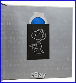 SNOOPY Not Your Average Dog CHARLES SCHULZ Signed Limited First Edition 1st