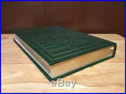 (SSG) KIRK DOUGLAS Signed First Edition Franklin Library Book (Easton Press)