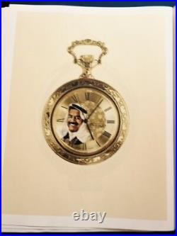 Saddam Hussein Watches First Edition Signed By Martin Parr