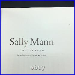 Sally Mann Mother Land 1997 1st Edition & 1st Printing Nice Copy