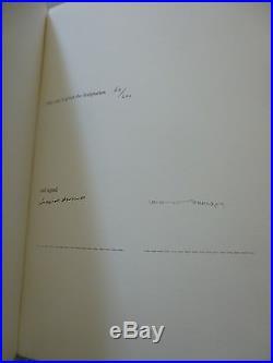 Samuel Beckett,'Stirrings Still' SIGNED first edition limited 1/200 Nobel Prize