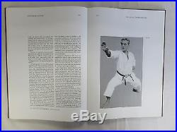 Scarce Shotokan Karate Precise History Large HB First SIGNED Harry Cook Edition