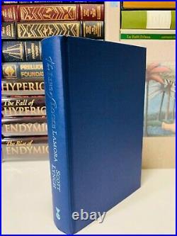 Scott Lynch The Lies of Locke Lamora Signed First Edition First Printing UK