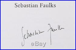 Sebastian Faulks Birdsong Hutchinson, 1993, Signed First Edition