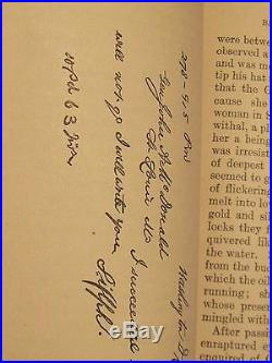Secrets of the Great Whiskey Ring Gen. McDonald signed first edition 1886