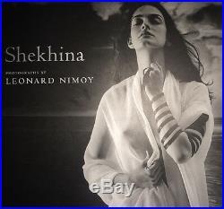 Shekhina By Leonard Nimoy Signedfirst Edition