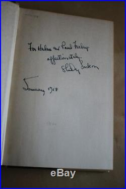 Shirley Jackson (1958)'The Sundial', US signed first edition 1/1