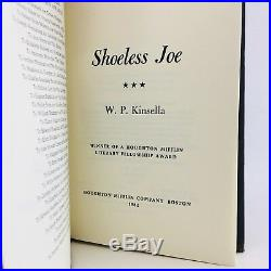 Shoeless Joe First Edition/1st W. P. Kinsella SIGNED Field of Dreams HC