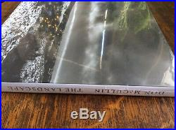 Signed 1st Edition Don McCullin The Landscape Book Photography