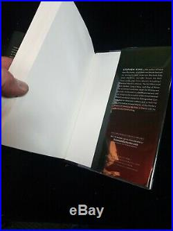 Signed 1st Edition FULL DARK, NO STARS by Stephen King (2010, Hardcover)