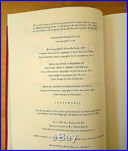 Signed 1st Limited Edition The Book Of Dust Secret Commonwealth Philip Pullman