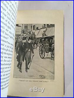 Signed Arthur Conan Doyle Hound Of Baskerville 1st First Edition