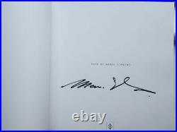 Signed Book Kate Moss by Mario Sorrenti 2018 First Edition Rare