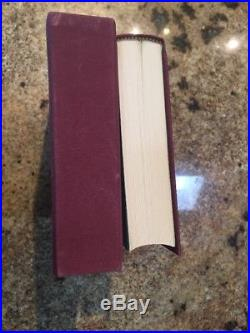 Signed FRANK HERBERT Limited Edition HERETICS OF DUNE Numbered FIRST EDITION