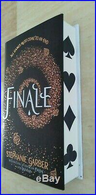 Signed Finale Stephanie Garber Fairyloot Exclusive First Edition 1st/1st