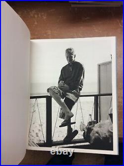 Signed First Edition Bruce Weber By Bruce Weber 1989 Photography Book