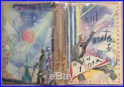 Signed First Edition Copy Of Cecil Beaton's New York 1938