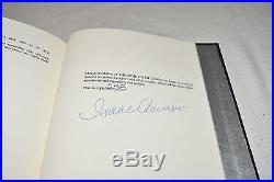 Signed First Edition ROBOTS OF DAWN Isaac Asimov HCDJ 1983 Limited #258/750 RARE