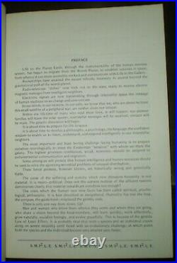Signed First Limited Edition, Timothy Leary, 1977, Exo-psychology, Lsd
