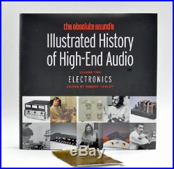 Signed First Lmtd Edition Illustrated History Of High End Audio Volume 2