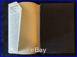 Signed Huey Newton Black Panther Party In Search of Common Ground 1st Edition