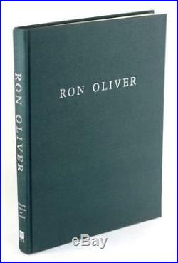 Signed Ron Oliver First Edition 1998 Between Memories and Dreams Hardover withDJ