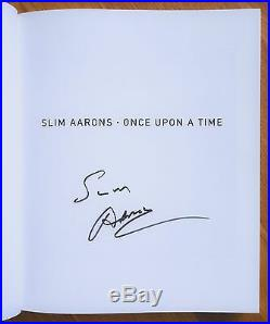 Signed Slim Aarons Once Upon A Time 2003 1st Edition & 1st Print Fine Copy