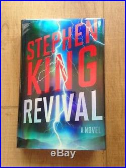 Signed Stephen King Revival First1st Edition
