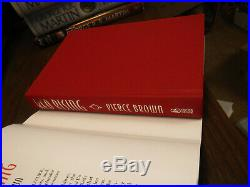 Signed Subterranean Press Limited Edition 1st/1st Red Rising 1 by Pierce Brown