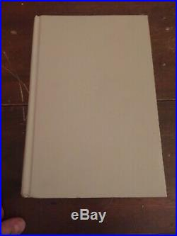 Signed by Author! Isaac Asimov 1951 The Foundation Trilogy 1st Book Club Edition