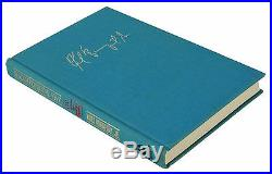Slaughterhouse Five SIGNED by KURT VONNEGUT First Edition 7th Printing 1969