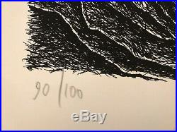 Stanley Donwood Signed Ltd Edition of 100 Fingerpost First Edition