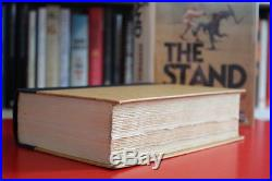 Stephen King (1978)'The Stand', SIGNED first edition 1/1