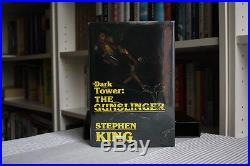 Stephen King (1982)'The Dark Tower the Gunslinger', signed first edition, 1/1
