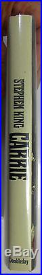 Stephen King Carrie TRUE First Edition 1st Printing Signed withcode P6 on p. 199