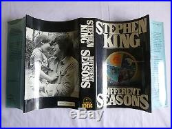 Stephen King,'Different Seasons' SIGNED US first edition 1st/1st