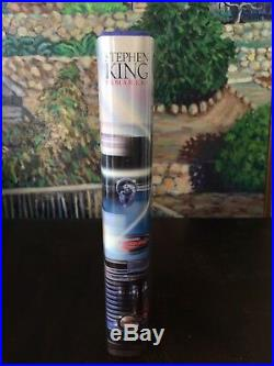 Stephen King From A Buick 8 TRUE First Edition SIGNED $28.00 SCRIBNER