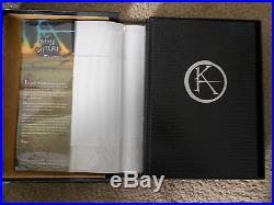 Stephen King, The Little Sisters of Eluria, Special First Edition Double Signed