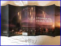Stephen King'Under the Dome' SIGNED First Edition Hard Cover Book