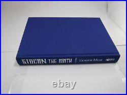 Subterranean Press Signed 1st Gideon the Ninth Tamsyn Muir Limited Edition