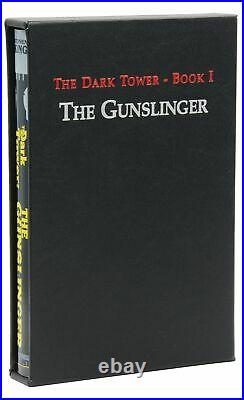 THE DARK TOWER The Gunslinger SIGNED by STEPHEN KING First Edition 1982 1st