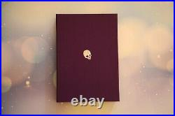 Tamsyn Muir Gideon the Ninth LETTERED signed/remarqued limited 1st edition