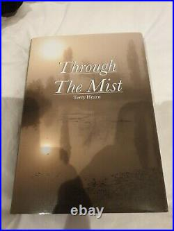Terry Hearn New Carp Book Through the Mist (2020)1st edition SIGNED