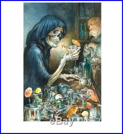 Terry Pratchett Mort UK HB signed illustrated first edition limited to 500